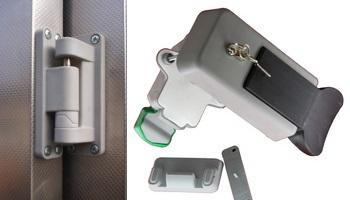 Фурнитура для холодильных камер